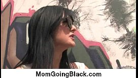 Just whatching my mom in interracial hardcore fucking 22
