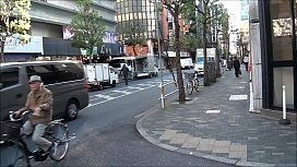 Buck Wild in Shinjuku Japan