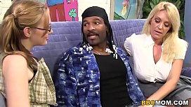 Charlee Chase And d. Samantha Faye Share Black Dick