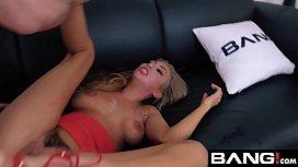 BANG Casting: Asian Slut Kat Dior Double Penetration Audition