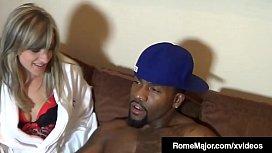 Crazy Cracker Jayla Diamond Super Fucked By BBC Rome Major!