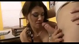 son gets things clear with Step mom Leena Sky