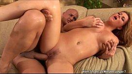 Horny Blonde With Amazing Tits Fuck Hardcore
