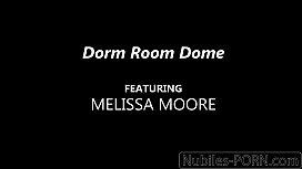 Teen Babes Devilish Tease Melissa Moore Goes Hardcore