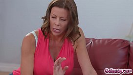 Alexis Fawx does everything she can to satisfy Laney Grey and her pussy