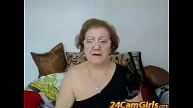 Granny Loreta - www.24camgirls.com