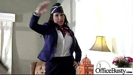 Superb Woker Girl lezley zen With Big Tits Get Hard Sex In Office clip