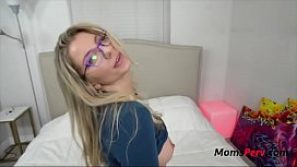 Nerd Mom'_s Eager To Fuck Teen s.- Ashley Fires