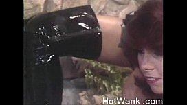 Hot Milf Janey Robbins fucking y. guy