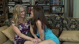 Busty Housewives Try Something New - Brandi Love, Bibette Blanche