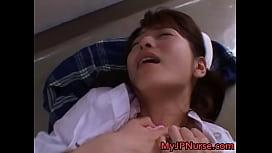 Ann Nanba real real asian nurse