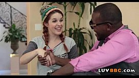 Tiny hippie teen drilled by big black cock 21 81