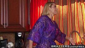 Mommy Got Boobs Fix my Pussy scene starring Brenda James Ramon
