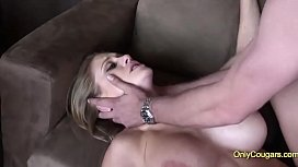 MILF Abby Rode Opens Her Legs And Welcomes A Hard Dick