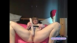 [moistcam.com] Randy mature in heels plays with her holes! [free xxx cam]
