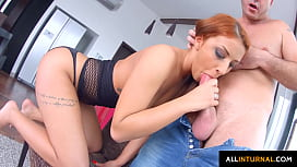 Aylin Diamond hottie in a cumshot creampie scene