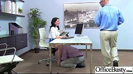 Hard e Sex In Office With Big Round Tits Girl casey cumz mov