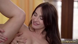 Mature old and young hd Passionate orgy for her fiancee