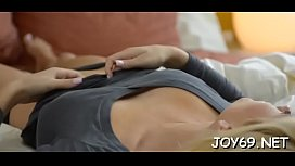 Outstanding softcore pussy toying session is leading to orgasm