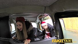 Fake Taxi Santas naughty helpers