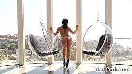 Abella Danger'_s Alien Ass Filled With BBC - DarkX