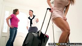 Brazzers - Real Wife Stories -  My Wifes Sister scene starring Tylo Duran and Keiran Lee sex image