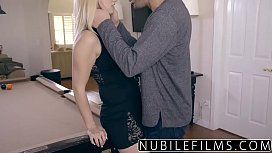 NubileFilms - Cheating Wife Wants Cock And Cum