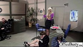 Sexy Horny Girl bridgette With Big Tits Riding Cock In Office movie