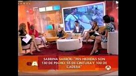 Sabrina Sabrok celeb largest breast in the world, interviews part2