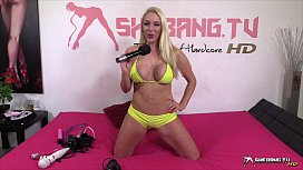 Shebang.TV - Victoria Summers &amp_ Lucia Love