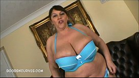 Mature Carole Browns Huge Hooters