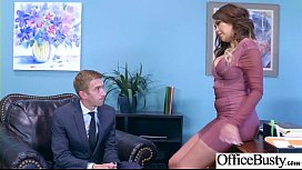 Office Girl Cassidy Banks With Big Round Melon Tits Like Sex mov