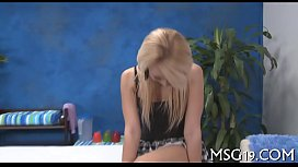 Cute masseuse shows off body xxx video