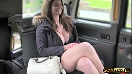 Peppy tits chick gets hammered hard by a massive prick