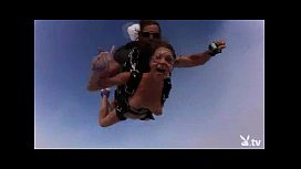 Nude Hot Girls Skydiving