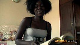 Euro Tourist First Time Fuck Ghana Girl