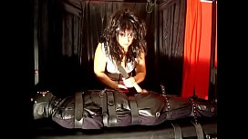 Immobilized in Leather xxx image