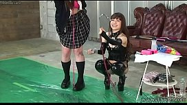 MLDO-137 Exclusive slaves worship Mistress EMIRU