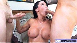 Big Round Sexy Tits Wife Love Intercorse video-16