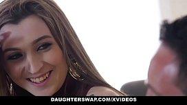 DaughterSwap - Slutty Daughters Drain Daddys Cock