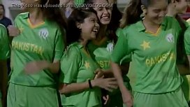 qmobile Boobs groping scene TVC Pakistani Cricket AD 2016 desi pakistani indian image