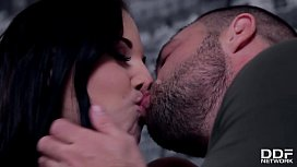 Kristy Black can't wait to have her Boyfriends Cock in her Mouth