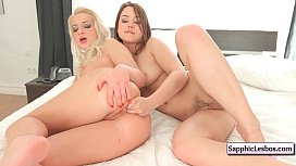 Sapphic Erotica Lesbians Free movie from www.SapphicLesbos.com 21
