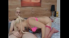Hot Blonde MILF Gets Fucked By Her Partner