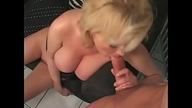 Blonde milf takes a cock #2