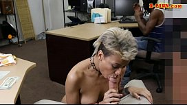 Pawn guy fucked black BFs hot gi iend