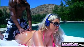 Hard e Anal Sex On Tape Wit Oiled Big Ass Girl Assh Lee video