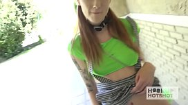 Young redhead babe wants to meet random guy for fucking