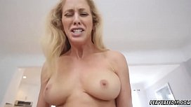 Step mom wake up and playfellow'_ boss room xxx Cherie Deville in