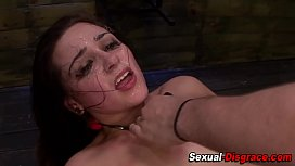 Bdsm whore gets fucked